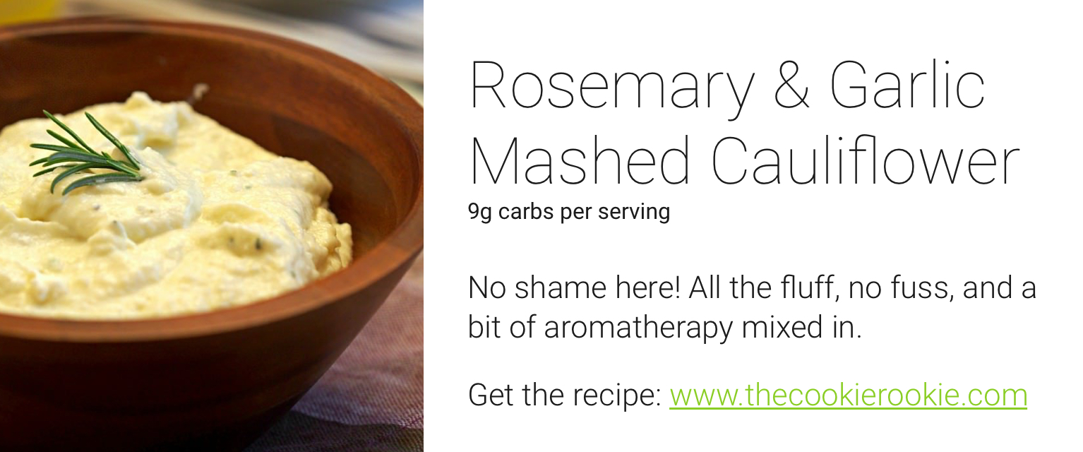 rosemary-garlic-mashed-cauliflower