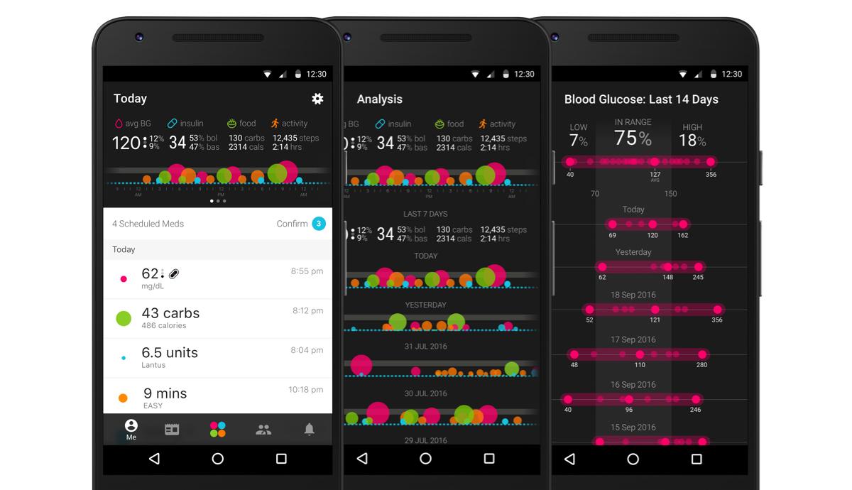 One Drop | Mobile app