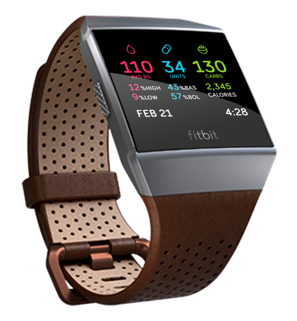 One Drop Now Available As a Fitbit Ionic App!