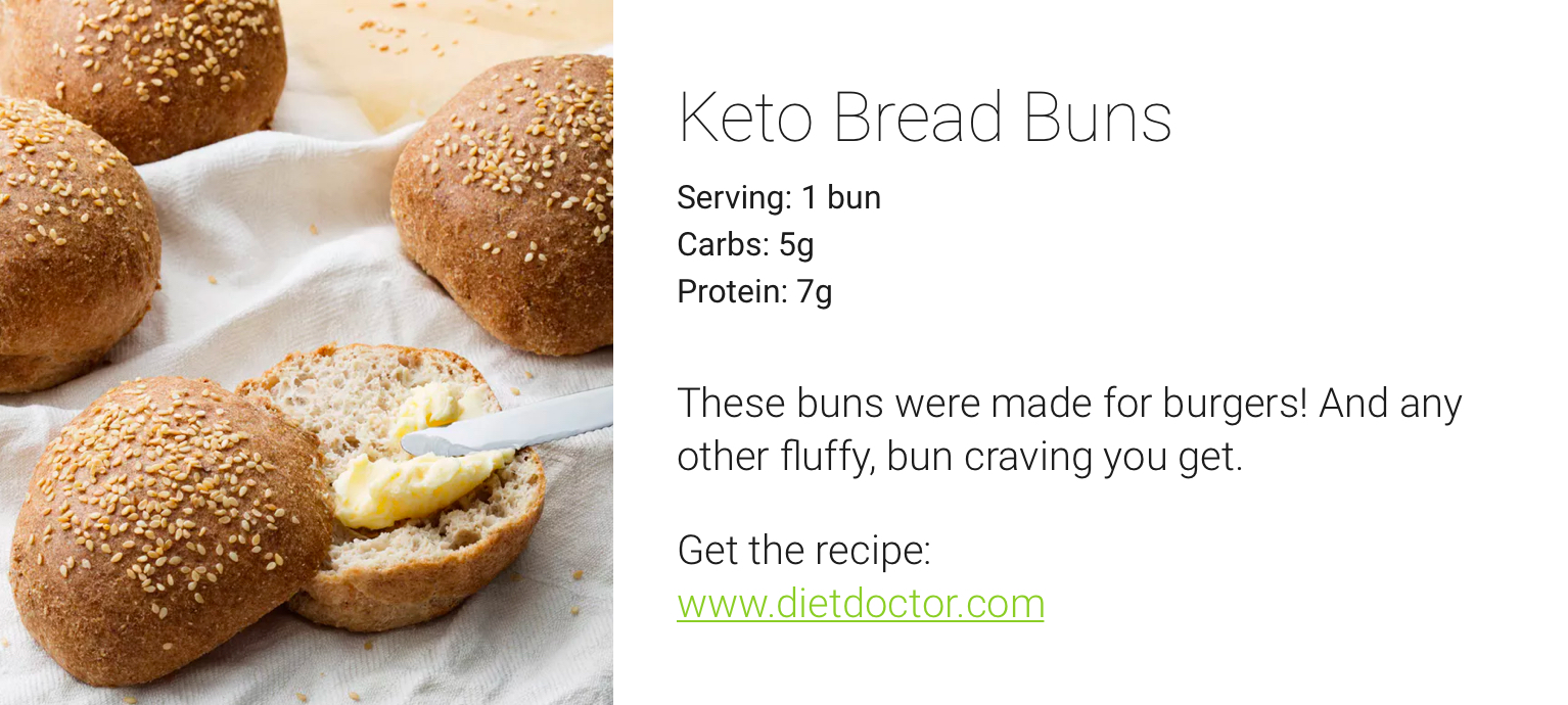 keto bread - low carb
